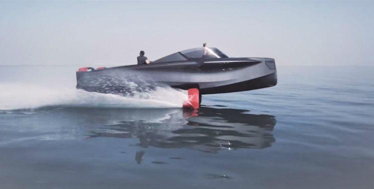 folier boat