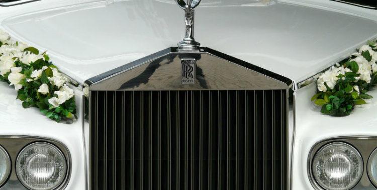 wedding luxury car